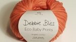 Debbie Bliss/Eco Baby prints/56014 coral