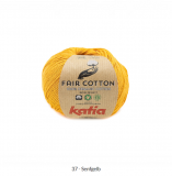 Katia/Fair Cotton/37 SenfgelKatia/Fair Cotton/37 Senfgelb