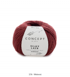 Katia/Concept Silky Lace/176 Weinrot