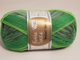 Rellana/Flotte Socke/Perfect Stripes/1171 Grau Grün