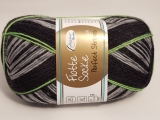 Rellana/Flotte Socke/Perfect Stripes/1175 Grau Schwarz